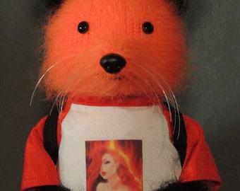 Fox Orange fox
