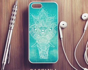 Elephant iPhone 6 Case Mandala iPhone 6s Case iPhone 6 Plus Case iPhone 6s Plus Case Elephant iPhone 5s Case iPhone 5 Case iPhone SE Case