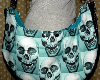 Skully Hobo Bag