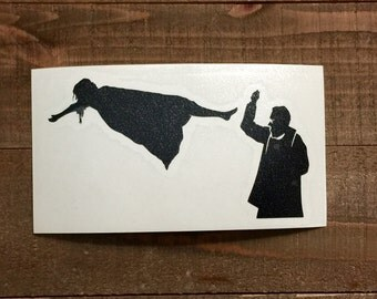 The Exorcist Decal