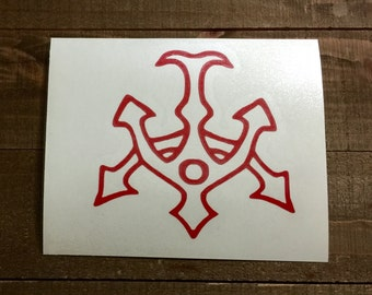 Star Wars Jabba's Desilijic Clan Decal