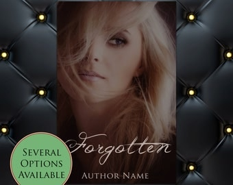 Forgotten Pre-Made eBook Cover * Kindle * Ereader Cover