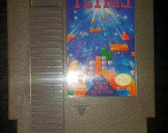 Tetris Regular Nintendo Nes