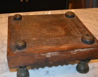 Antique Morroccan Stand