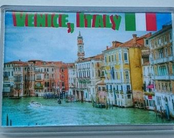 Venice, Italy Jumbo Acrylic Fridge Magnet