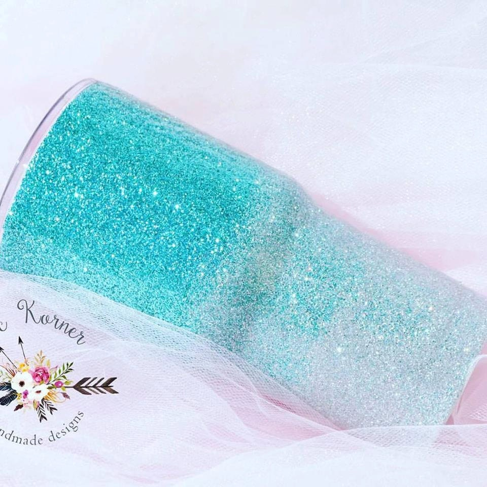 Glitter dipped rtic glitter dipped yeti by blossomngracedesigns