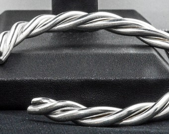 Argentium Silver Cuff