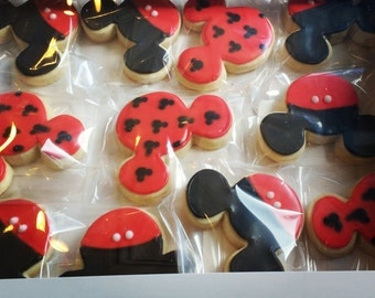 Mickey Mouse Cookies_Minnie_Disney