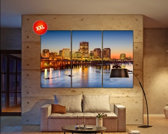 Richmond Wall Art Canvas Prints Richmond Wall Art Wall Decor Canvas Wall Art  Richmond Large Canvas