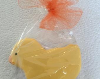 Baby Chick Sugar Cookies, Easter Cookies