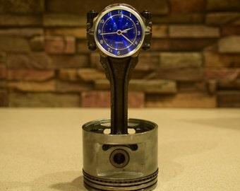 Buick 455 Piston Clocks