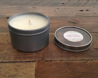 Chai Latte Handmade Soy Candle