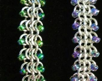 Beaded Ruffles Bracelet