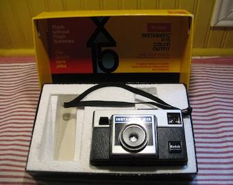 Cameras kodak instantmatique x 15 1970 photography, photo.