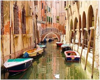 italian photography, Venice wall decor Italian Decor Italy Art Print Venice Canal venice wall art When in Venice Photography travel print