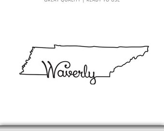 Waverly Tennesse Graphic