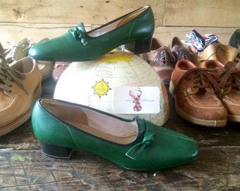 Lane Bryant [RETRO] Granny Loafers *size 8* {RDC}