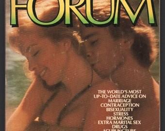 Mature Vintage Best Of Penthouse Forum Mens Girlie Pinup Mini Magazine : 1975