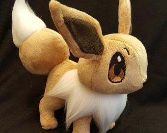 Eevee Fox Plush