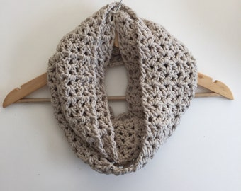 Soft and Chunky Cowl