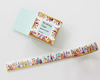 Washi Tape Masking Tape WTN-13