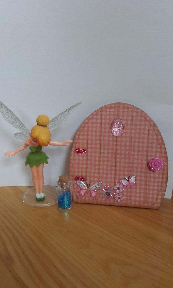 Fairy door tooth fairy fairies mystical loose tooth the for Fairy door for bedroom