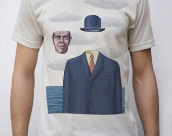 René Magritte T shirt Artwork
