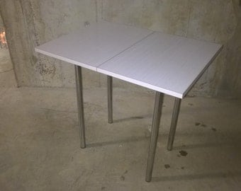 Table formica folding 70s