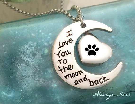 Pet Cremation Urn Cat Dog Ashes Jewelry Pendant Personalized