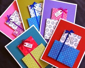Birthday Gifts Handmade Greeting Card