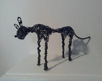 Wirework Dog.