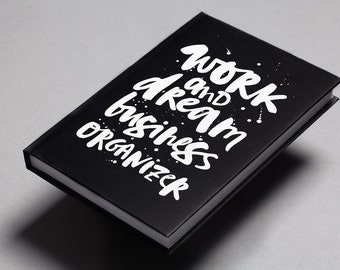Work and dream business organizer