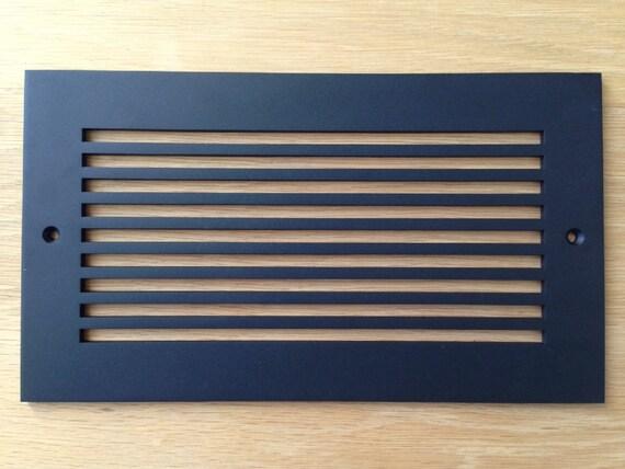 decorative vent covers hvac register powder coated black