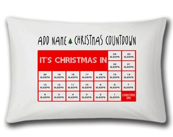 """Shop """"christmas countdown"""" in Bedding"""