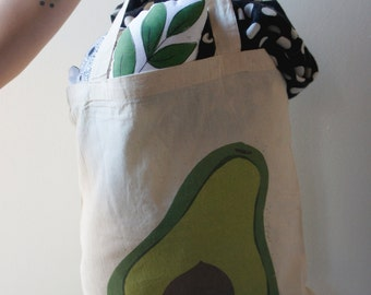 Avocado  Bag