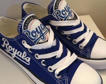 KC Royals shoes