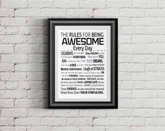 Beautiful Inspiring Poster