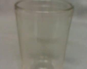Vintage Dunn's Juice Glass Tumbler