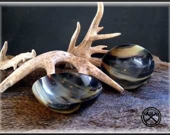 Black Buffalo Shaving Soap Bowl