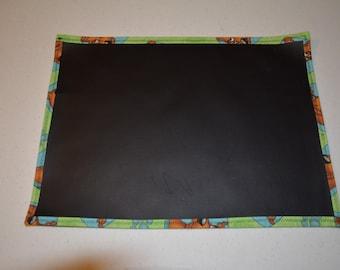 Scooby Doo Travel Chalkboard Mat
