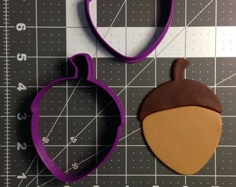 Acorn Cookie Cutter Set