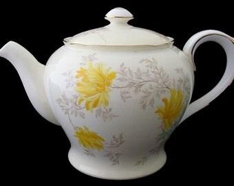 Shelley Fine Bone China Teapot