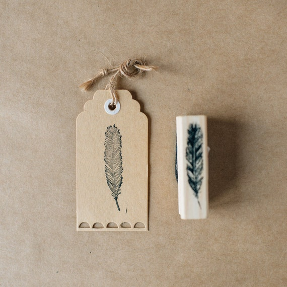 stamp craft ideas feather rubber stamp rubber stamps craft supplies scrap 2996