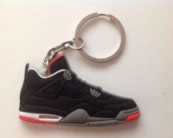 Jordan Keychain 4 IV bred keychain