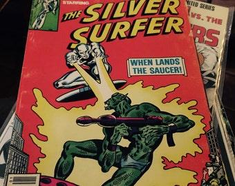 1979 silver surfer comic 2
