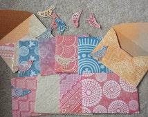harmonic homemade envelopes