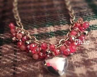 Sweet heart rose