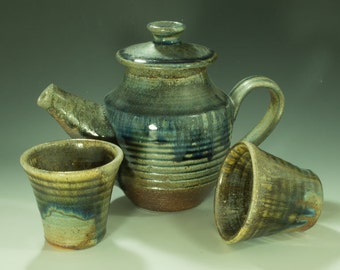 Wood Fired Tea Set
