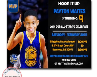 Basketball Birthday Invitations is great invitation design