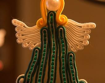 Vintage Style Angel Ornaments